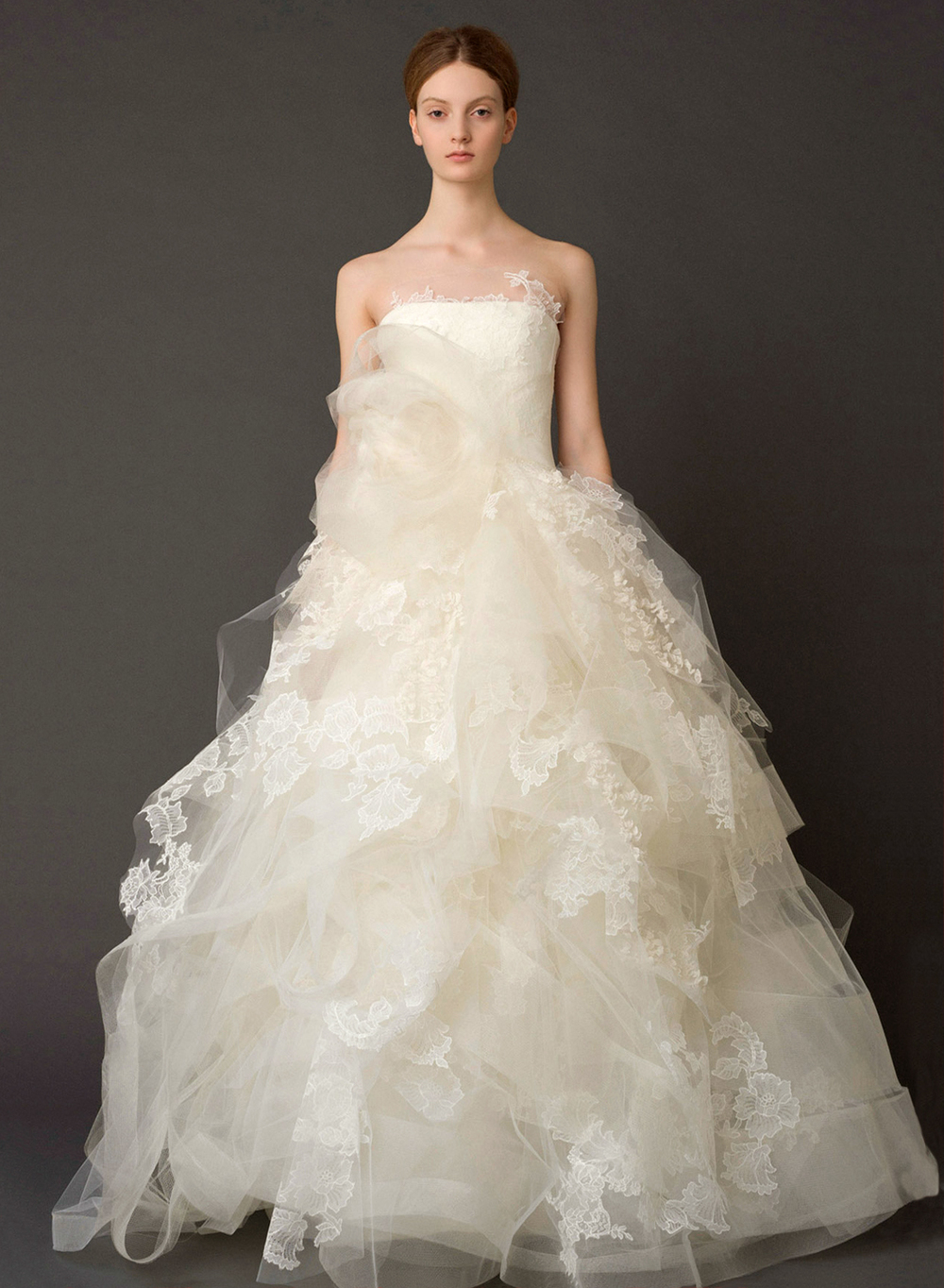 CHANTILLY LACE BALLGOWN