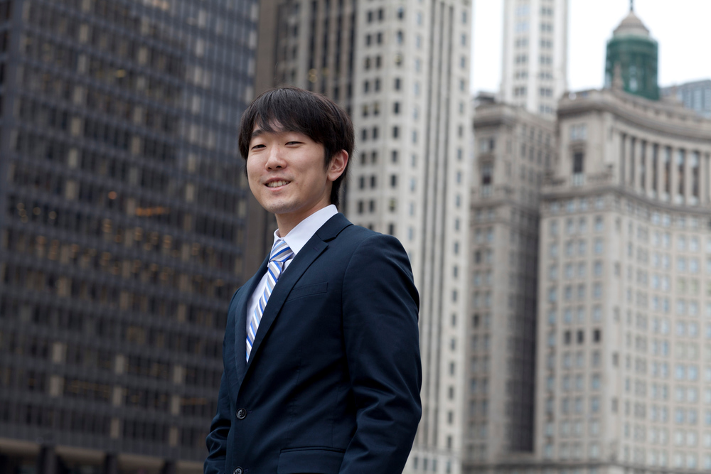 Jonathan Park, Weekend MBA Class of 2014