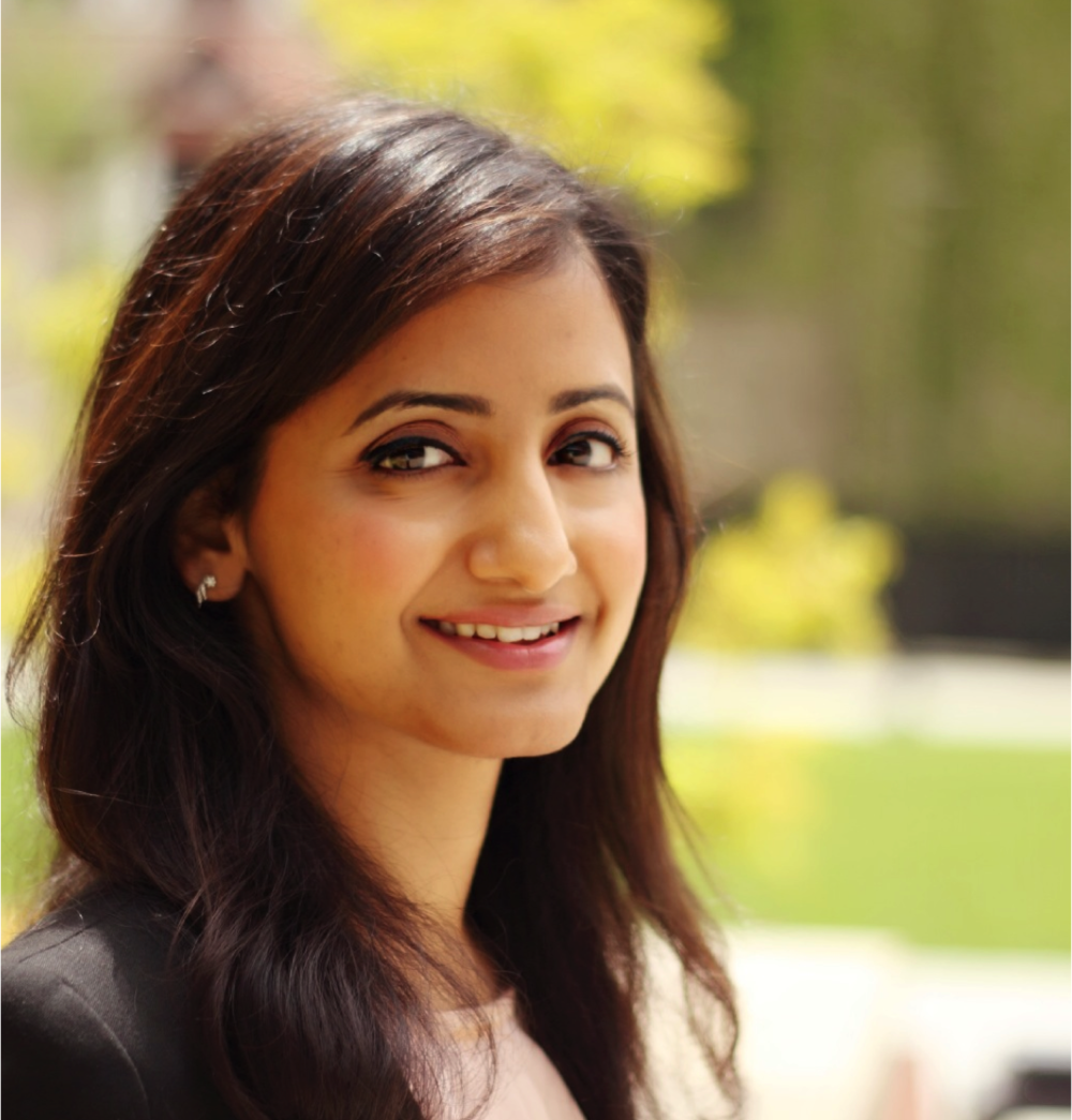 Manisha Mishra '15