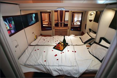 Emirates? No, that's Metra Select!                 Picture from Upgrd.com