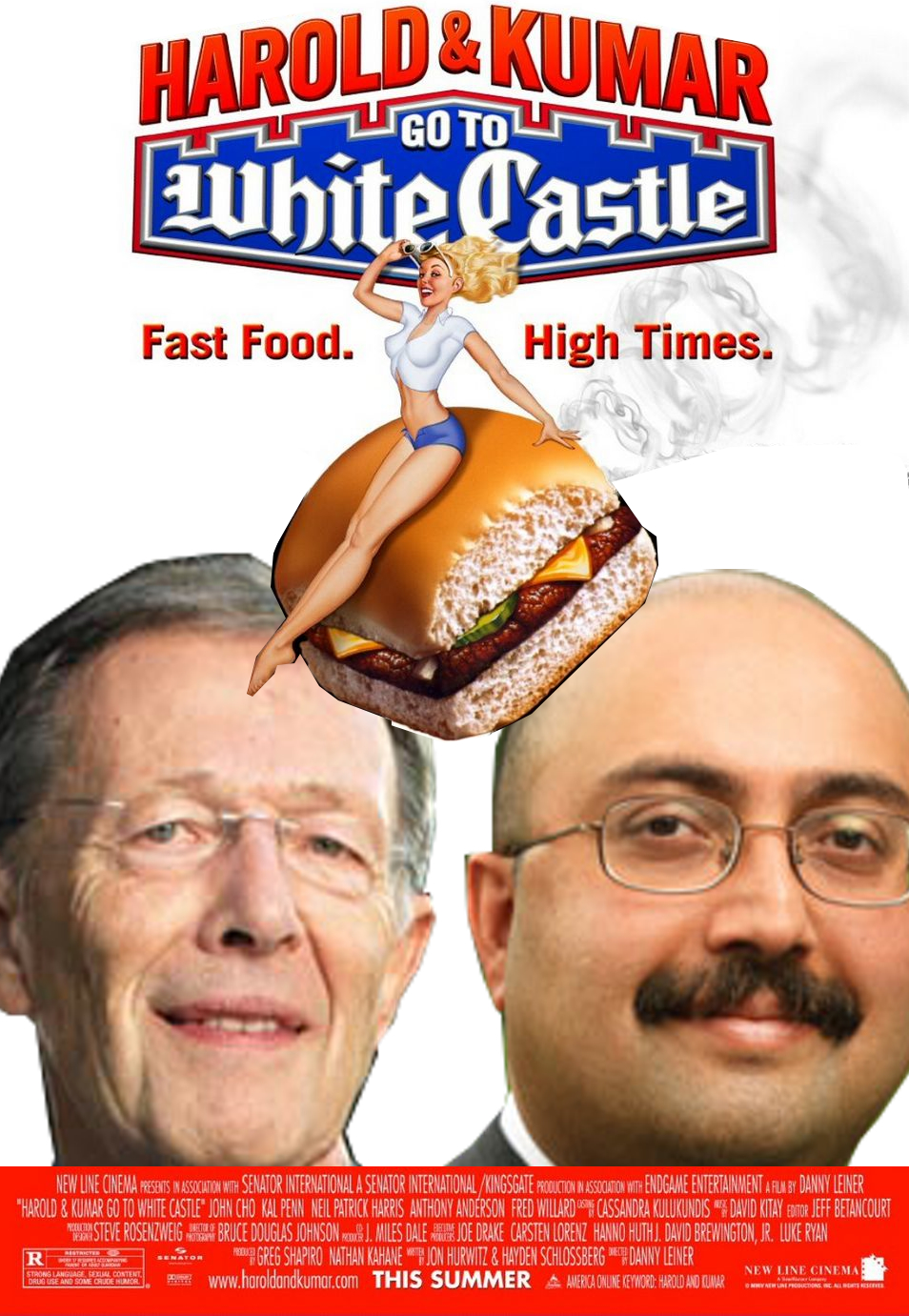 Coming to a White Castle near you!