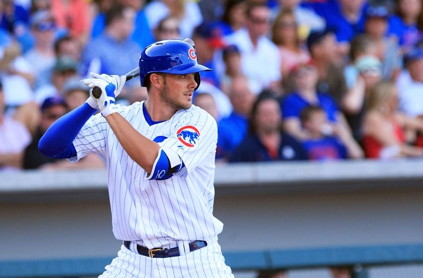 Kris Bryant loves that his mother's Town and Country has TVs and fits all his friends