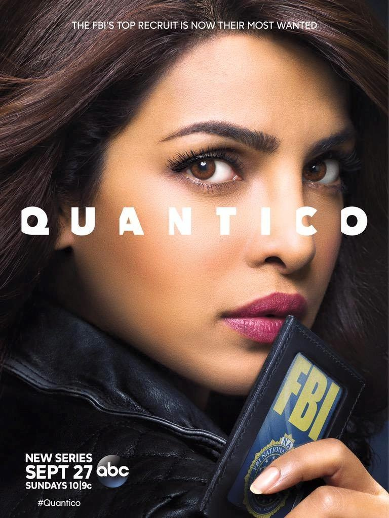 Priyanka Chopra pushes the envelope with Quantico. Courtesy: ABC.