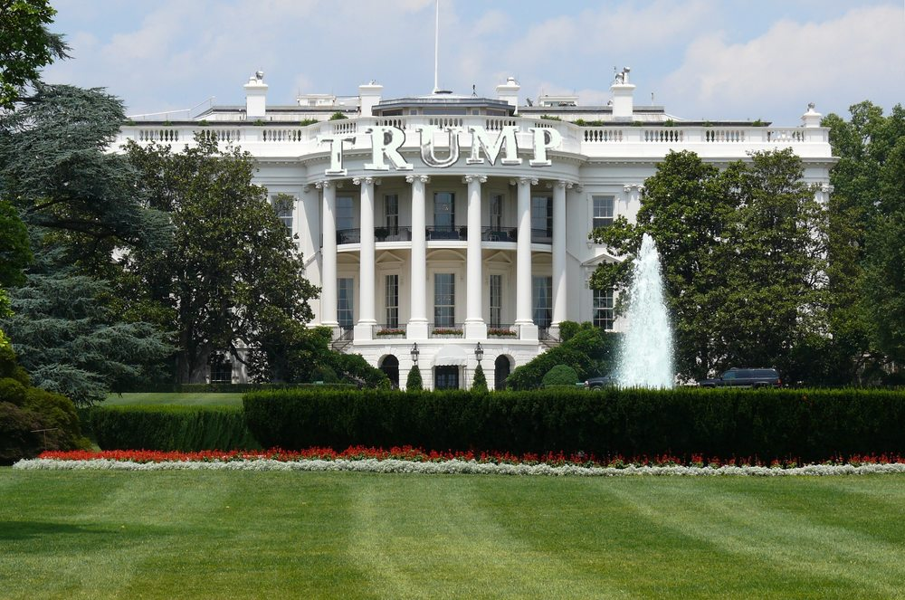 Donald Trump Unveils White House Renovation Plans