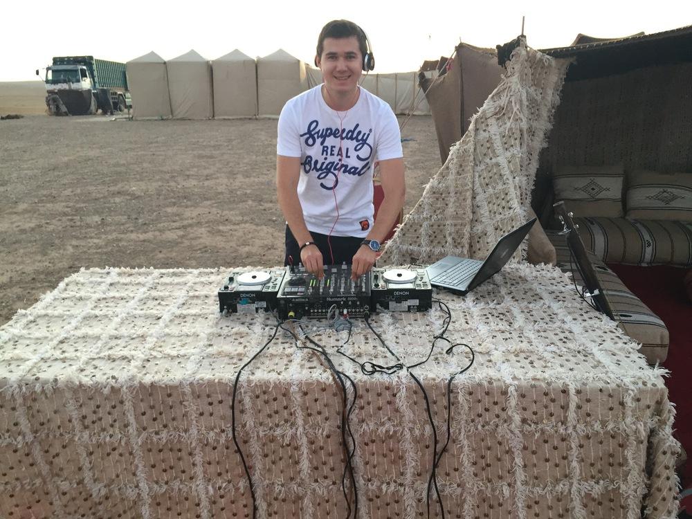 Alex Aksakov '17