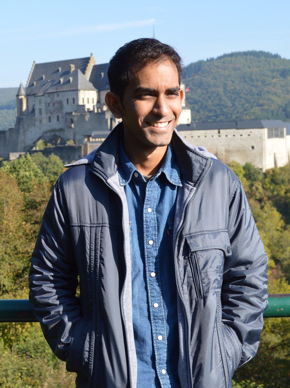 Sharan Kumaresan, Class of 2018