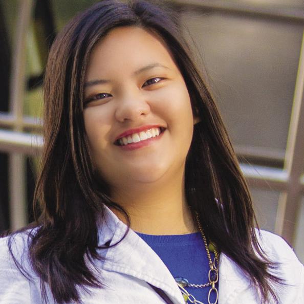 Klariza Alvaran, Class of 2018