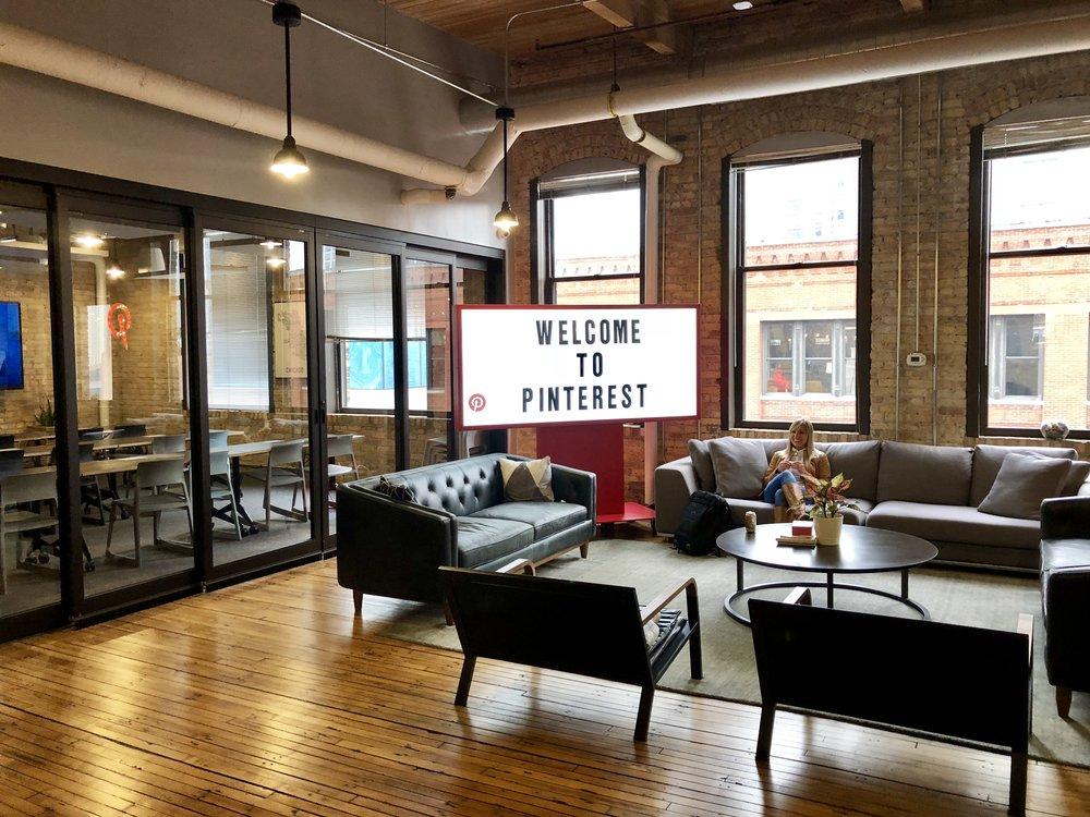 Pinterest Chicago Office