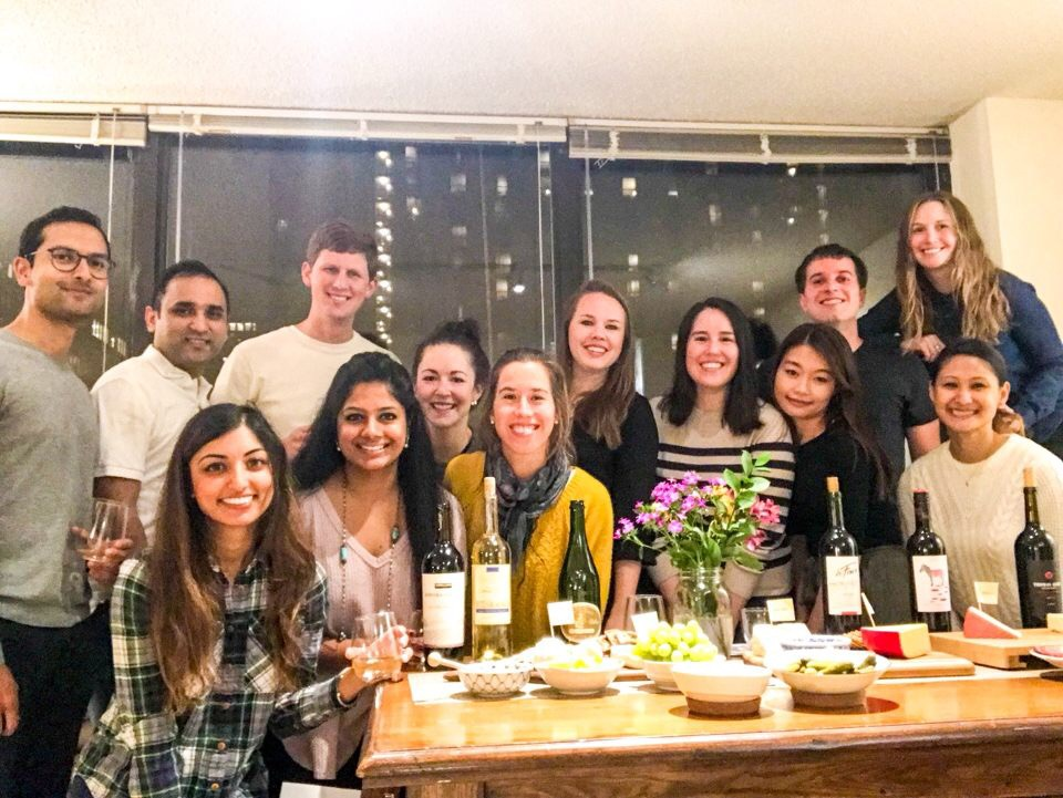 Wine & Cheese pairing with Boothies and Partners