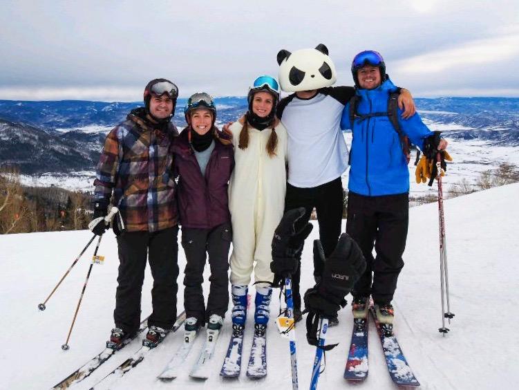 Nifty 1Ys spot DJ White Panda on the slopes