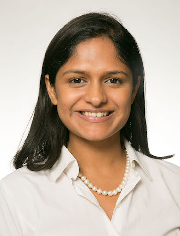 Author Nikhita Giridhar '19