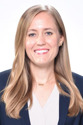 Author Carrie Tarkocin, Class of 2020