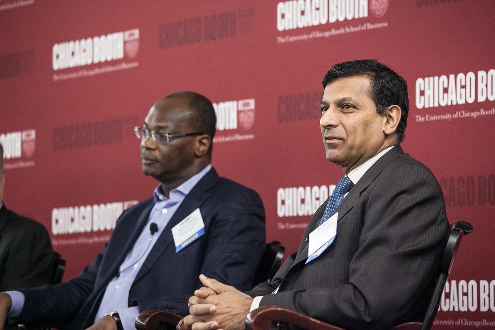 Keynote panel with Professor Raghuram Rajan