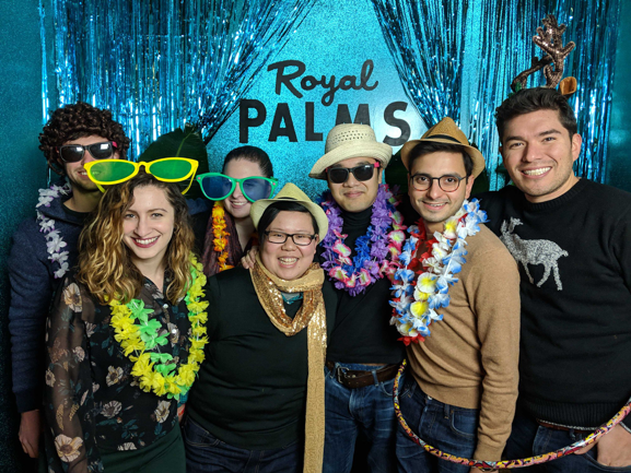 BTG co-chairs get tropical at the 2Y Appreciation Social