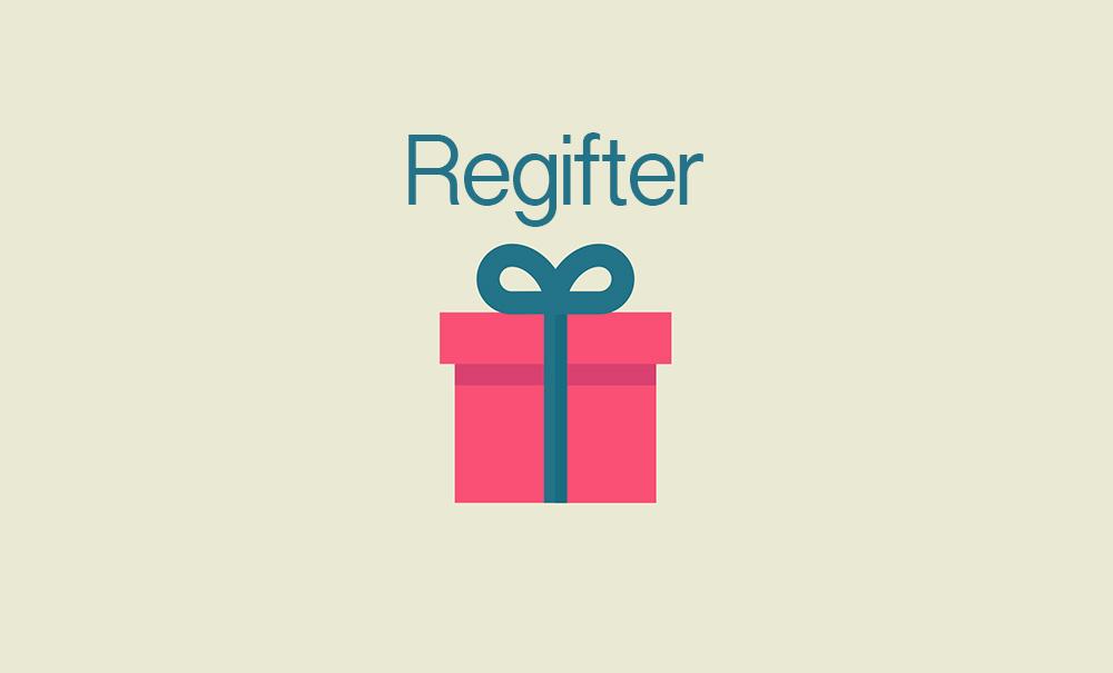 The Regifter - 11.19.17 | Part 1 | Phillip Martin
