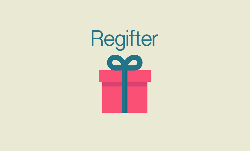 The Regifter - 12.17.17 | Part 5 | Phillip Martin