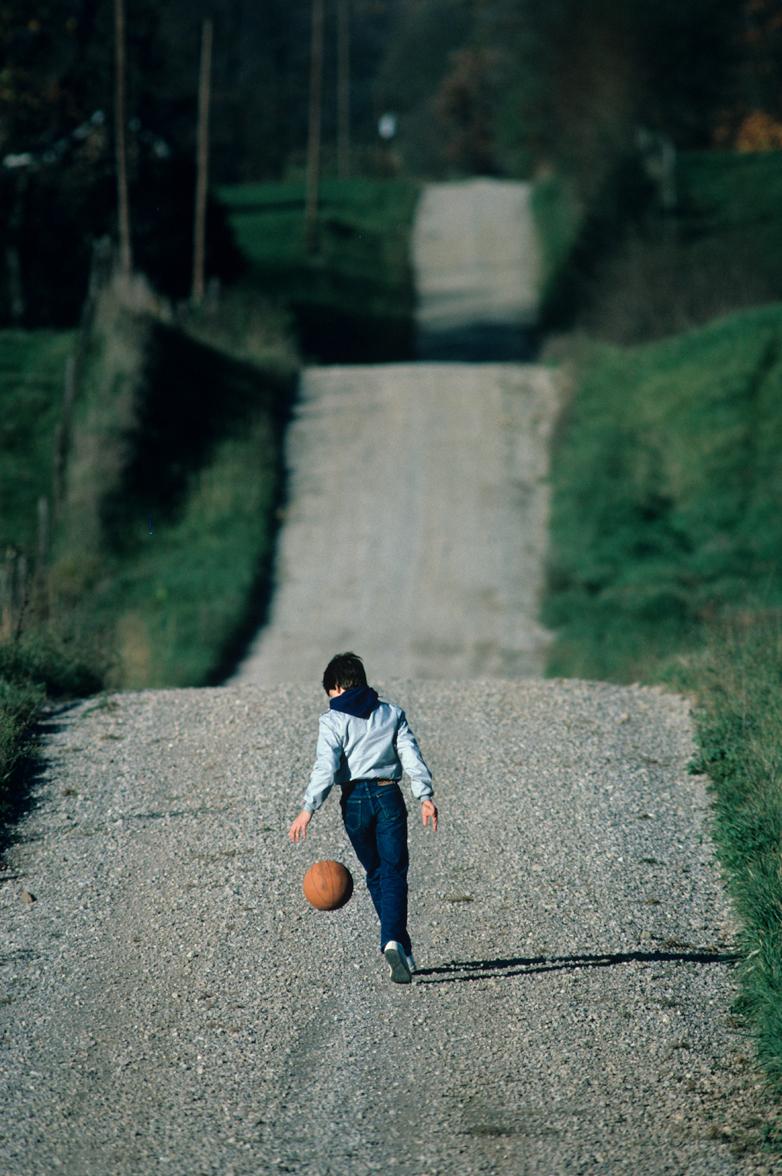 Indiana High School Basketball, Sports Illustrated 1982 © Joe McNally