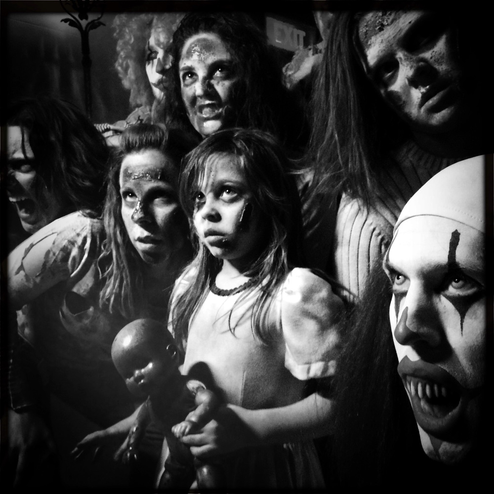"House of Phobia, featured in ""Haunters,"" Freep Film Festival. © Nancy Andrews"