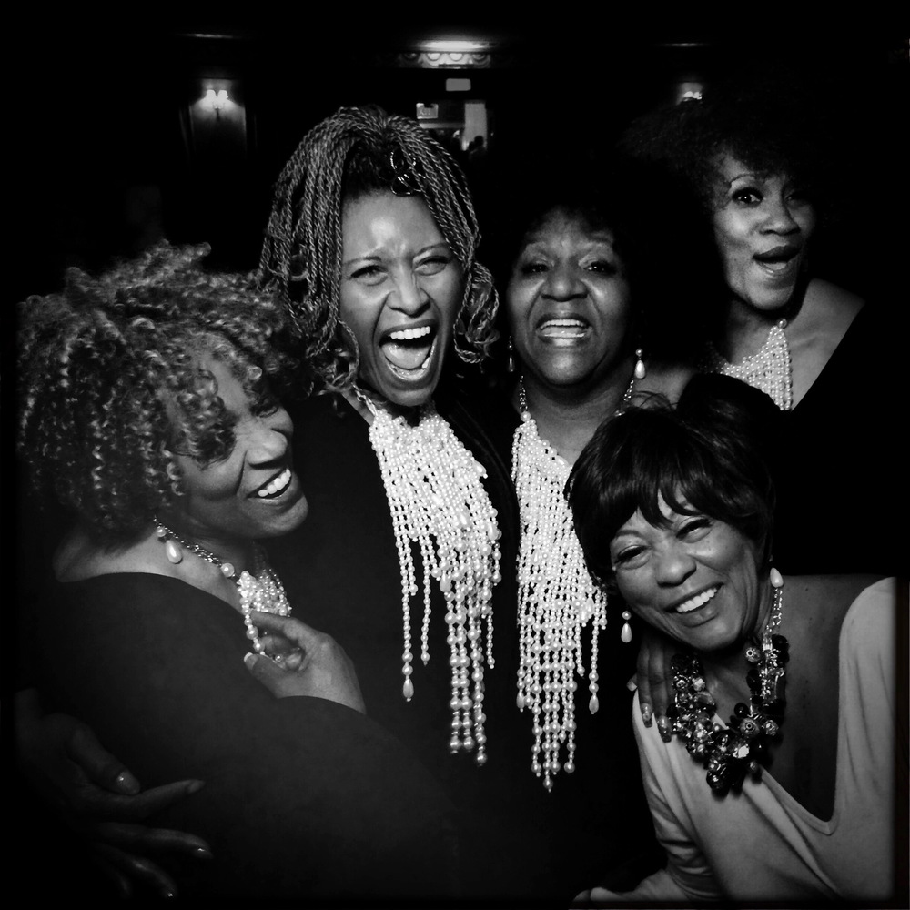 "The Hallelujah Singers, featured in ""Let's Have Some Church Detroit Style,"" Freep Film Festival. © Nancy Andrews"