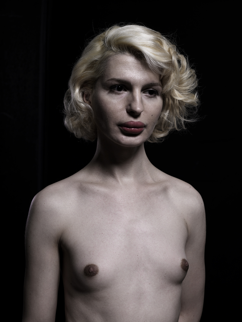 From A New Kind of Beauty: Angel © Phillip Toledano