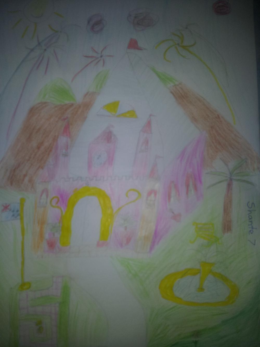 Shante  I Age 8