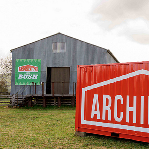 Archikidz GOES BUSH September 2014 Cowra, NSW