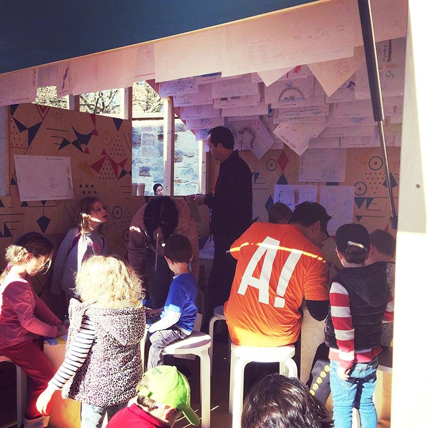 LITTLE HOUSE : BIG IDEAS Kids Seen & Heard @PLAY[ground] Hyde Park Barracks Museum