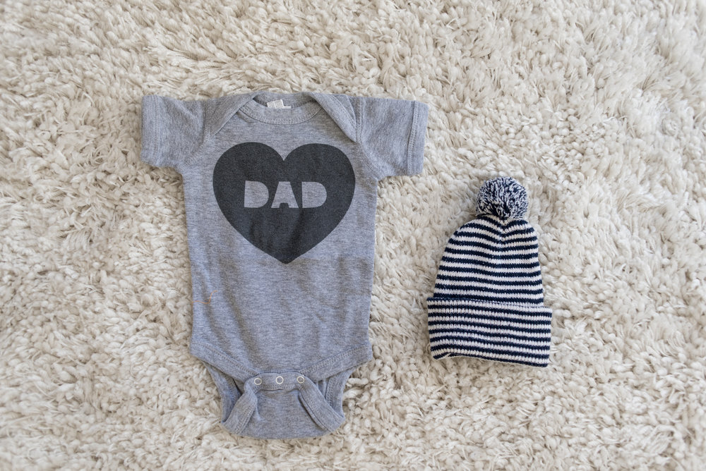 Onesie:  Goodtimethreads  | Hat:
