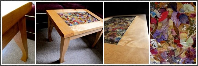 Table made by Jodi Stark.