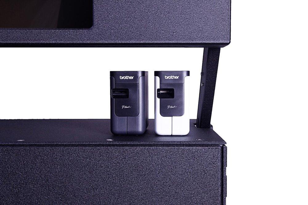 Mobile Label Printer for Vehicle Labels (Auction, Transport, etc).