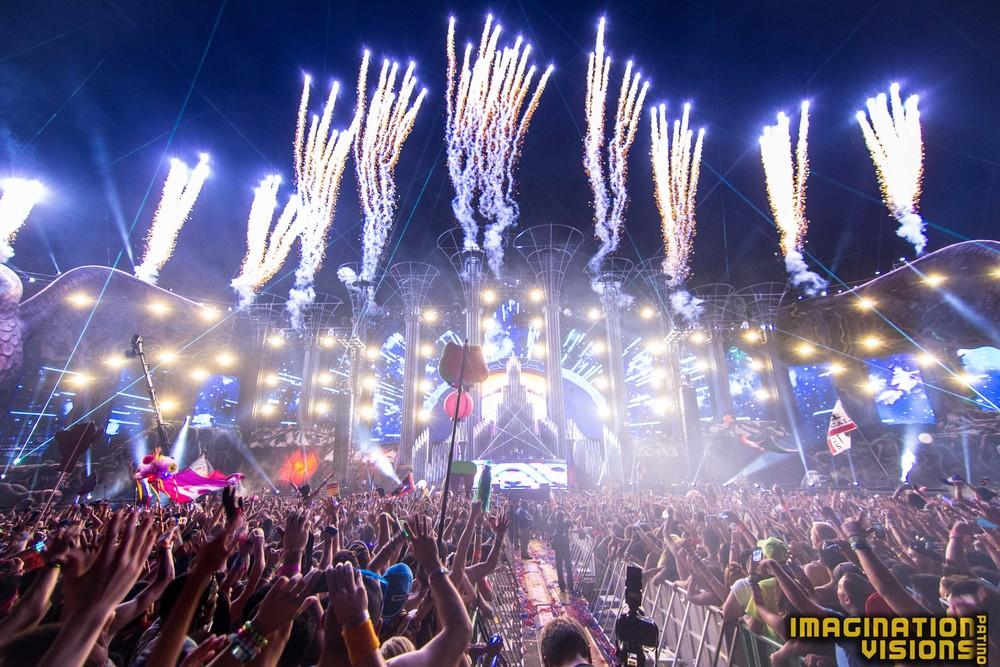 Electric Daisy Carnival Las Vegas 2014