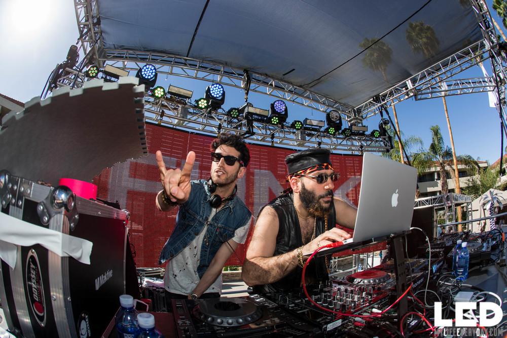 Day 1 With Chromeo