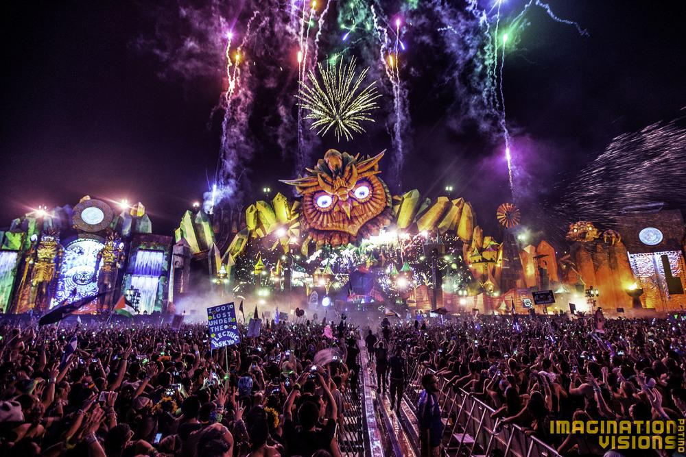 Electric Daisy Carnival Las Vegas 2015
