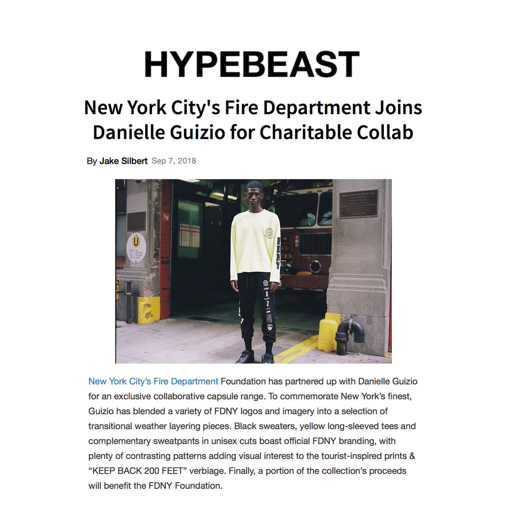 hypebeast // september 2018