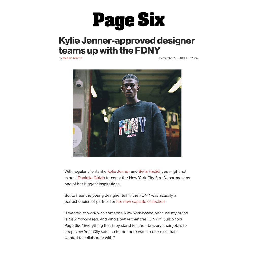 PAGE SIX // SEPTEMBER 2018
