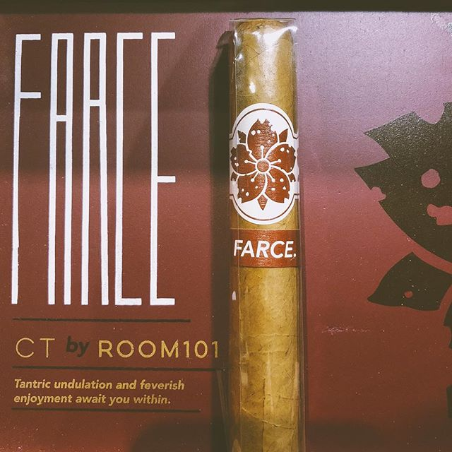 BOOM! New Products From @room101brand  in the humidor. First the Creamy Farce Connecticut & Then We have the new Hit & Run. Come Smoke Them. #room101 #caldwell #nashville #eastnashville #nashvillecigars #botl #sotl
