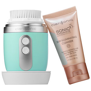 Clarisonic Mia Fit  = game changer. Effective + compact. $189