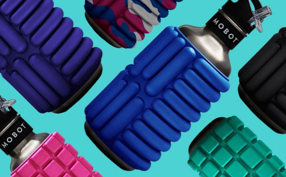 Water bottle x Foam roller. Yes. $50.