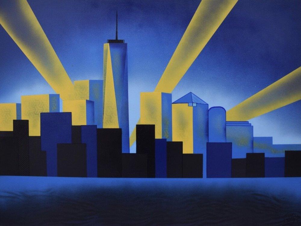 NYC x AYE (Commission)