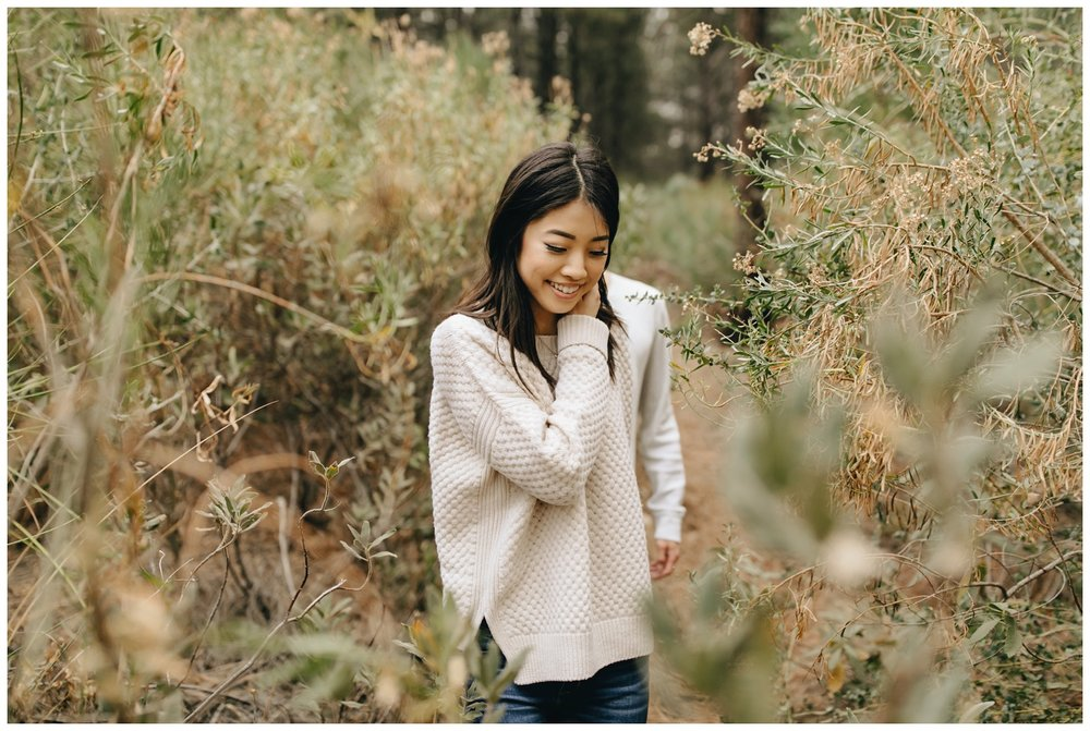 Los Angeles Forest Warm and Artistic Engagement Session-9291.jpg
