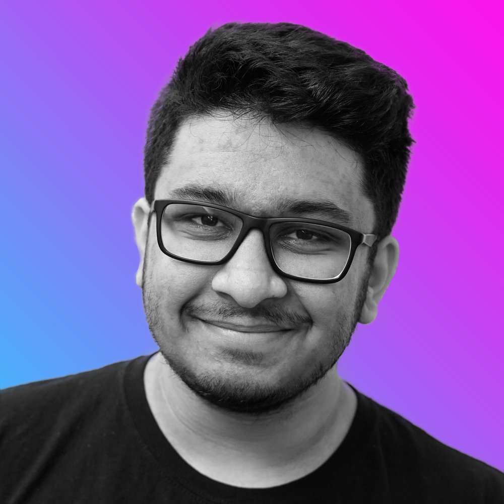 Hi, I'm Aaditya! - I'm an industrial design student at the Rhode Island School of Design. You'll find me at the intersection of Design and Technology!