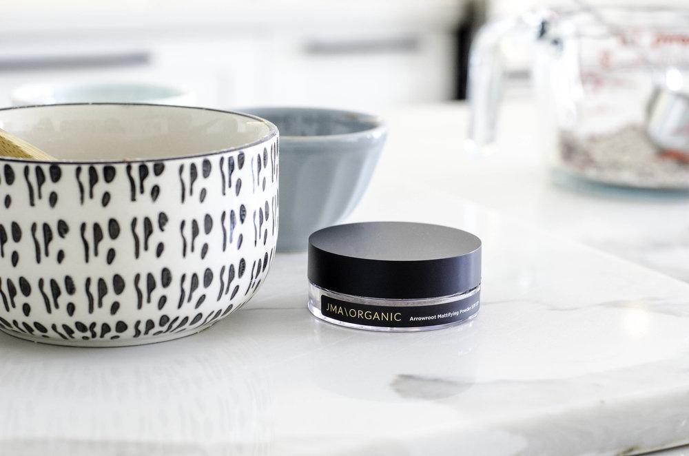 JMA - anti-aging organic skin care