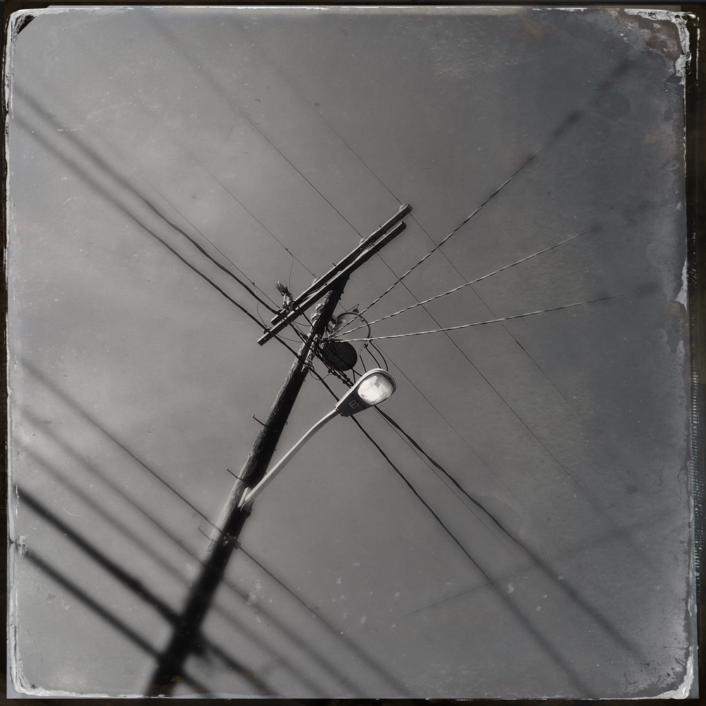 Power Lines, Burbank, California 2016