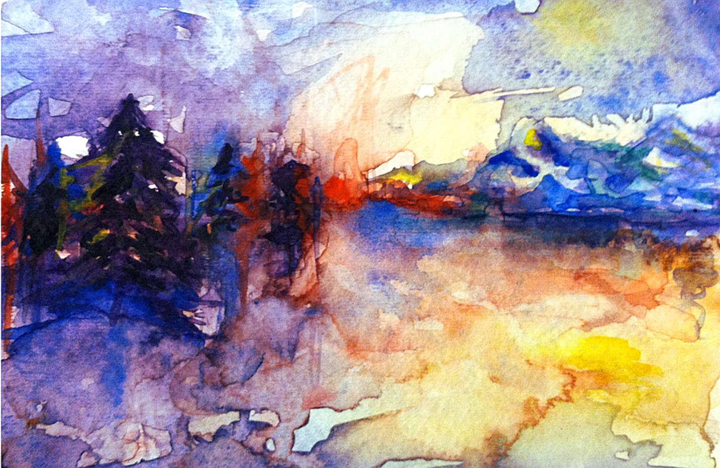 Wild Airwatercolor2012