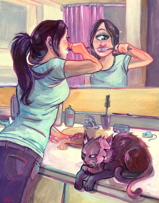 Self-Destructive, 2014