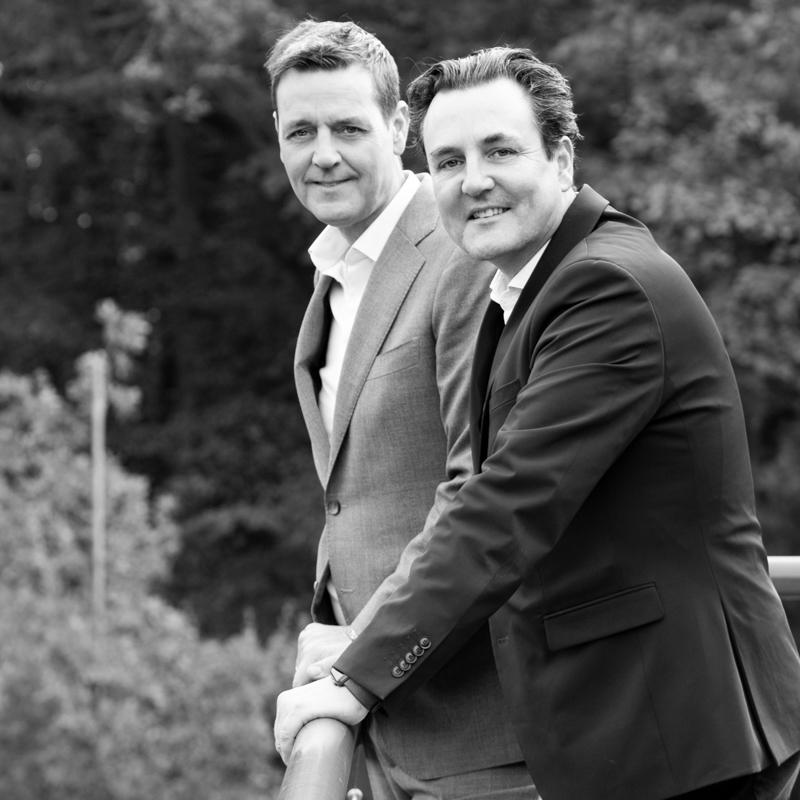 Jochem en Michiel van der Ham | Directie