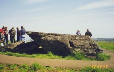 April 1999 - Erratic Rock State Park