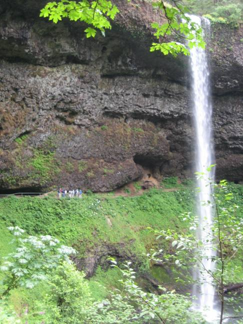 July 2009 - Silver Falls State Park