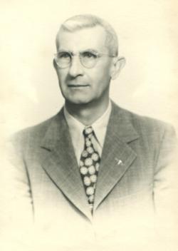 RAY C. TREASHER (Charter Member)