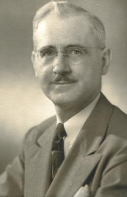 1947 - DR. ARTHUR CARHART JONES (Charter Member)